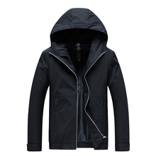 New Hooded Autumn Fit