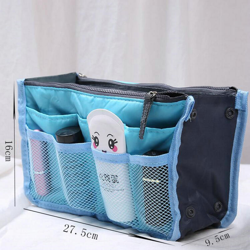 Multifunction Cosmetic Bags Makeup Bags Makeup Organizer Storage Bag Women Travel Make Up Bag Toiletry Kits Cosmetics Cases