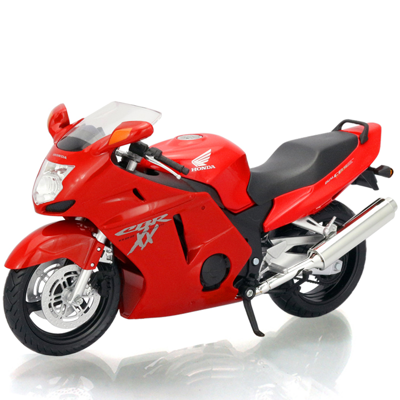 Joycity Motorcycle Models CBR1100XX Red 1:12 scale Alloy metal diecast models motor bike miniature race Toy For Gift Collection