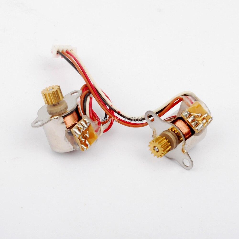 High Quality 10pcs Japan Nidec 2 Phase 4 Wire 10mm Micro Stepper Mini Four Motor Diagram 95041 95043