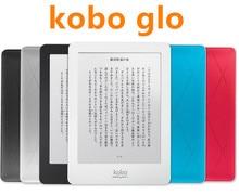 Kobo Glo N613 ebook 95% nouveau 2 GB WiFi e-reader 6 «écran Tactile 1024×768 rétro-éclairage Électronique Livres Ereader koboLevel