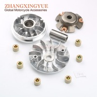 125cc 150cc China ATV Scooter Front Clutch Variator for GY6 125cc 152QMI 150cc 157QMJ