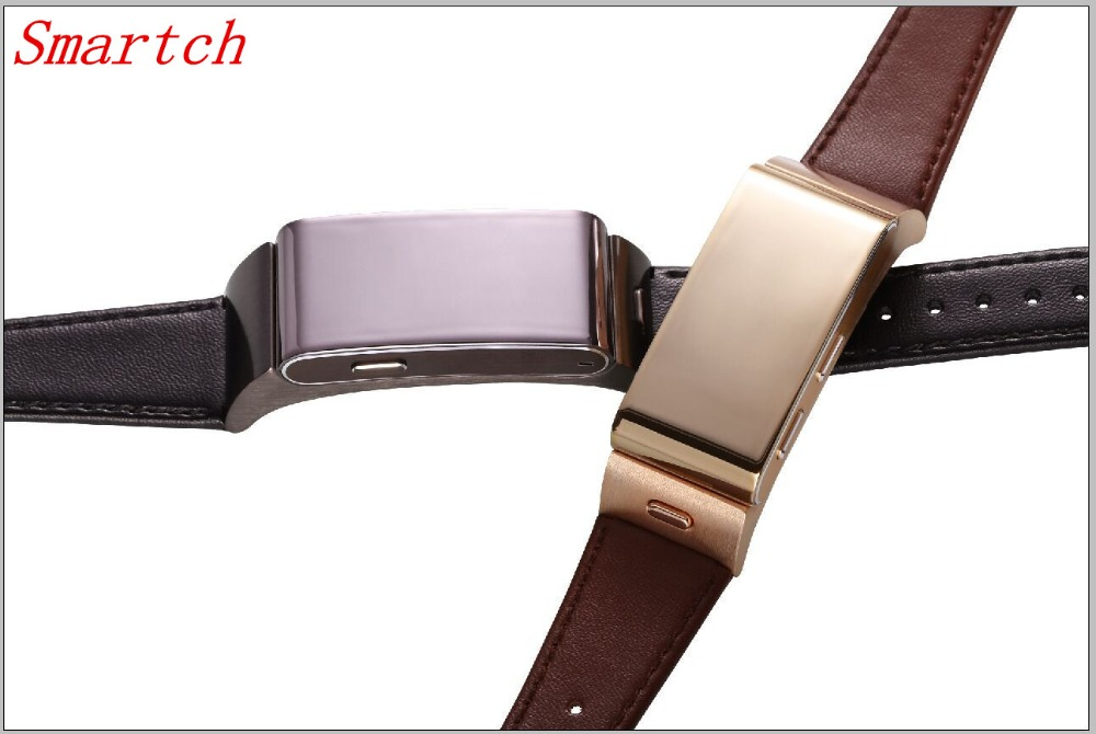 Smartch B3 Smart Band Watch 2 in 1 Bluetooth Smart Bracelet Bluetooth Headset Wristbands For Android