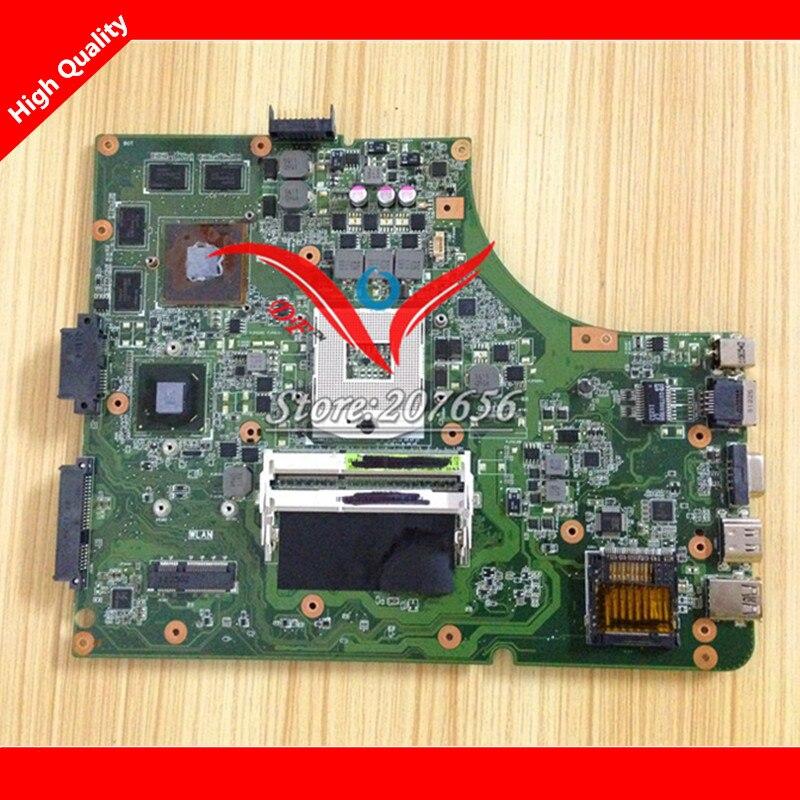 Original K53SV Motherboard / Mainboard rev 2.3 / rev 3.0 / rev 3.1 For Asus K53S A53S X53S P53S Notebook N12P-GS-A1 GT540M