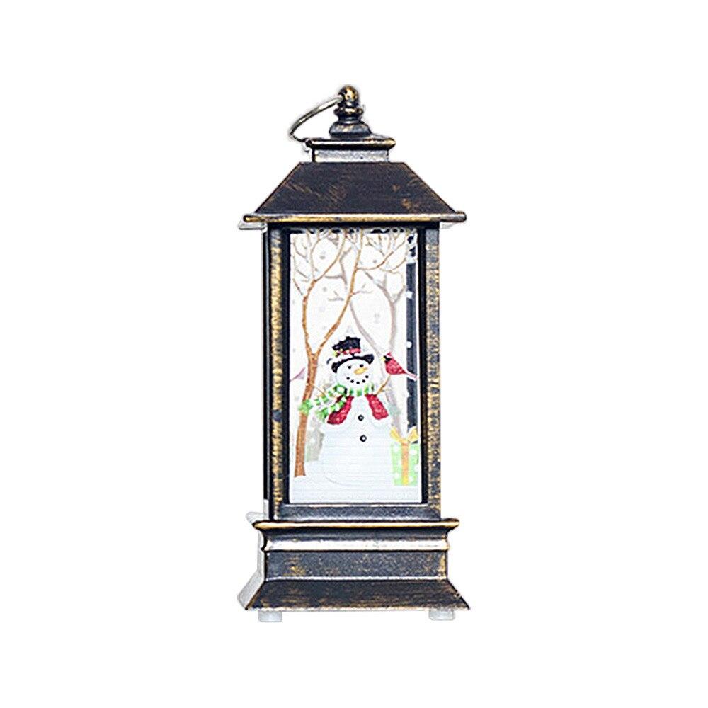 Leuchter Schlafzimmer Winddicht Kerzenhalter Ornamente Weihnachten Lichter Leuchter Handwerk Home Decor Drop Shipping Set10
