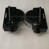 2pcs Original Left Right wheel motors for robot vacuum cleaner ilife V7 V7S ilife V7S PRO robot Vacuum Cleaner ilife Parts Wheel