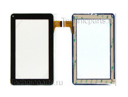 New For 7 inch Explay Fog Tablet Hfh070041 f0356 x Touch Screen Touch Panel digitizer glass Sensor Replacement Free Shipping black new 7 inch tablet capacitive touch screen replacement for pb70pgj3613 r2 igitizer external screen sensor free shipping