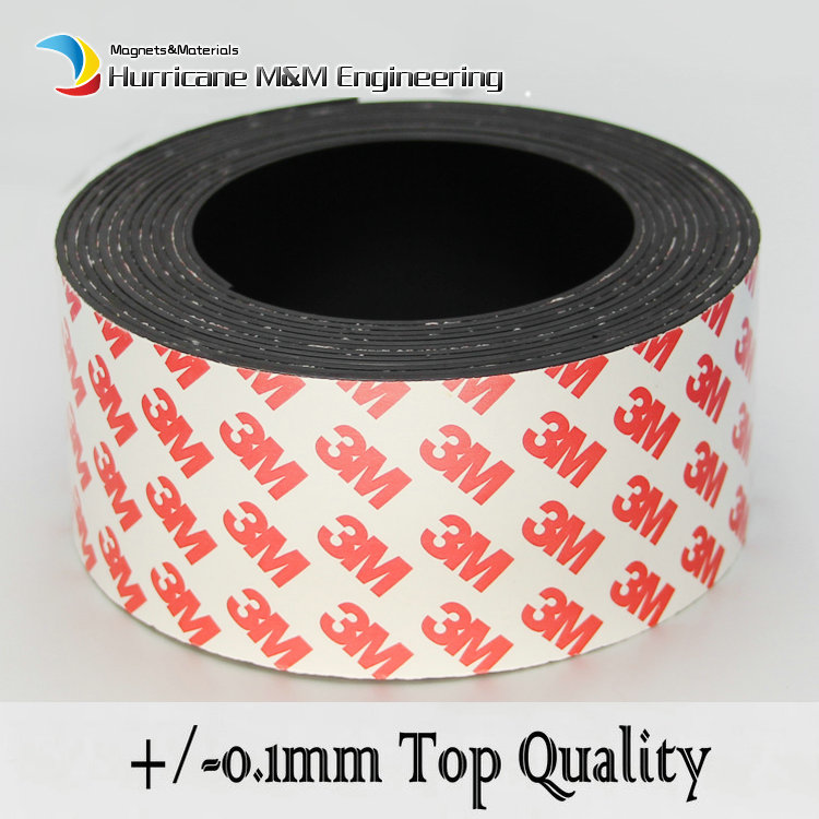 2 Meters Plastic Soft Magnet Band 50x1.5 mm 3M Adhesive Glue for Notice Board Teaching and Home Use Magnet 4 wedding decoration free shipping 2 meters self adhesive flexible magnetic strip magnet tape width20x1 5mm ad teaching rubber magnet