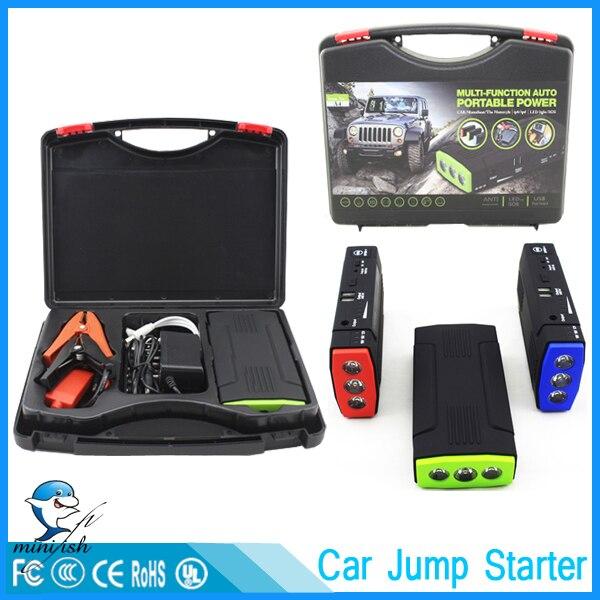 Le démarreur de saut de voiture multifonctionnel portatif Super 600A le plus populaire de sécurité pour le Mini démarreur de saut de voyage d'affaires