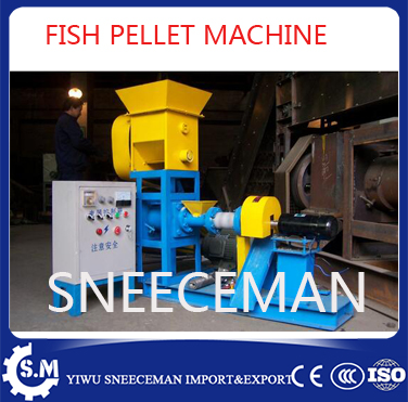 30-40KG/H three phase High efficiency Fish food machine extrusion machine chinese new floating fish feed pellet machine mill from 1 12mm molds floating fish feed pellet extruder meal making machine free sea shipping 110v 220v