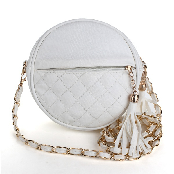Новая круглая сумочка на цепочке: 45 руб - Сумки Минск на