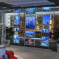 (Pack/10units) A3 Single Sided Real Estate Window Displays, Led Window and Wall Displays-Standoff Style