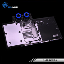 Radiator Water-Block Dragon/axrx GPU 580 Copper 480 Bykski 4GBD5-3DHDV2 RGB Powercolor-Rx480-Red-Devil-8gb/rx