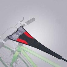 Впитывающее пот покрытие для велосипедного тренера защита рамы от пота лента для защиты от пота на велосипедных тренировочных роликах