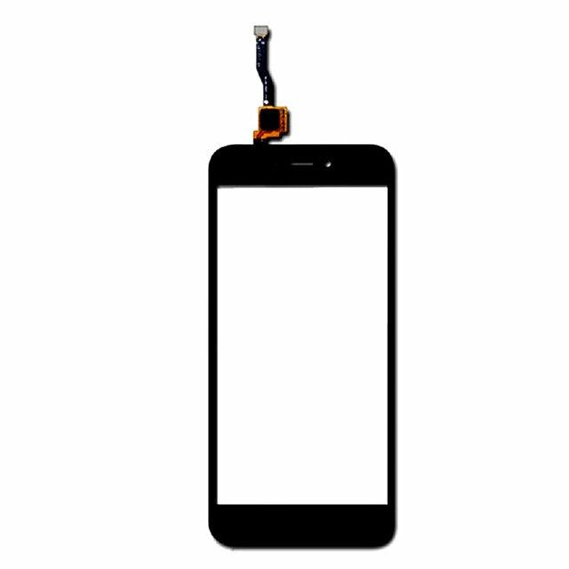 100% yeni Dokunmatik Ekran Için Xiaomi Redmi 5a dokunmatik ekran paneli sensörü Ön Cam Değiştirme Dokunmatik Ekran + 3 M sticker