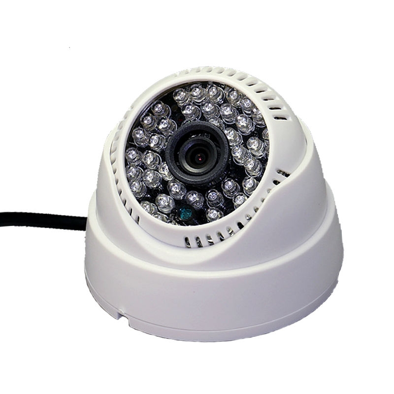 Image 4 - YiiSPO AHD 720P 1080P IR Mini Dome Camera 1MP 2MP 3MP 4MP AHD Camera indoor IR CUT 48LEDS Night Vision-in Surveillance Cameras from Security & Protection