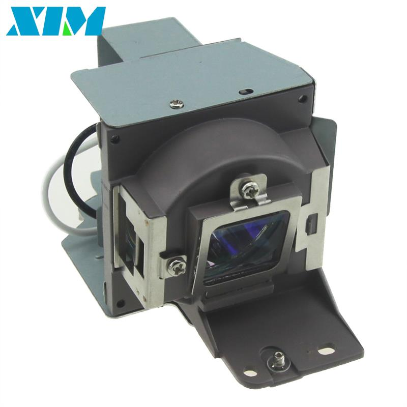 High Quality 5J.J5205.001 Projector Lamp with housing For BENQ MS500 MS500P MS500-V MX501 MX501V MX501-V TX501 180 Days Warranty sp lamp 060 5j j5205 001 replacement projector lamp bulbs with housing for infocus in102 ms500 ms500p ms500 v mx501v tx501