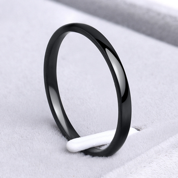 Stainless Steel Smooth/Simple Rings  3