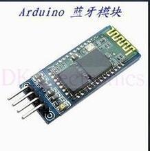 1 шт., HC-06 HC06 JY-MCU BT Совет V1.05 4PIN Bluetooth серийный сквозной беспроводной модуль последовательной связи Bluetooth модуль