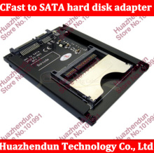 Free shipping CFast to SATA hard disk adapter card CFast to SATA card reader special industrial equipment test