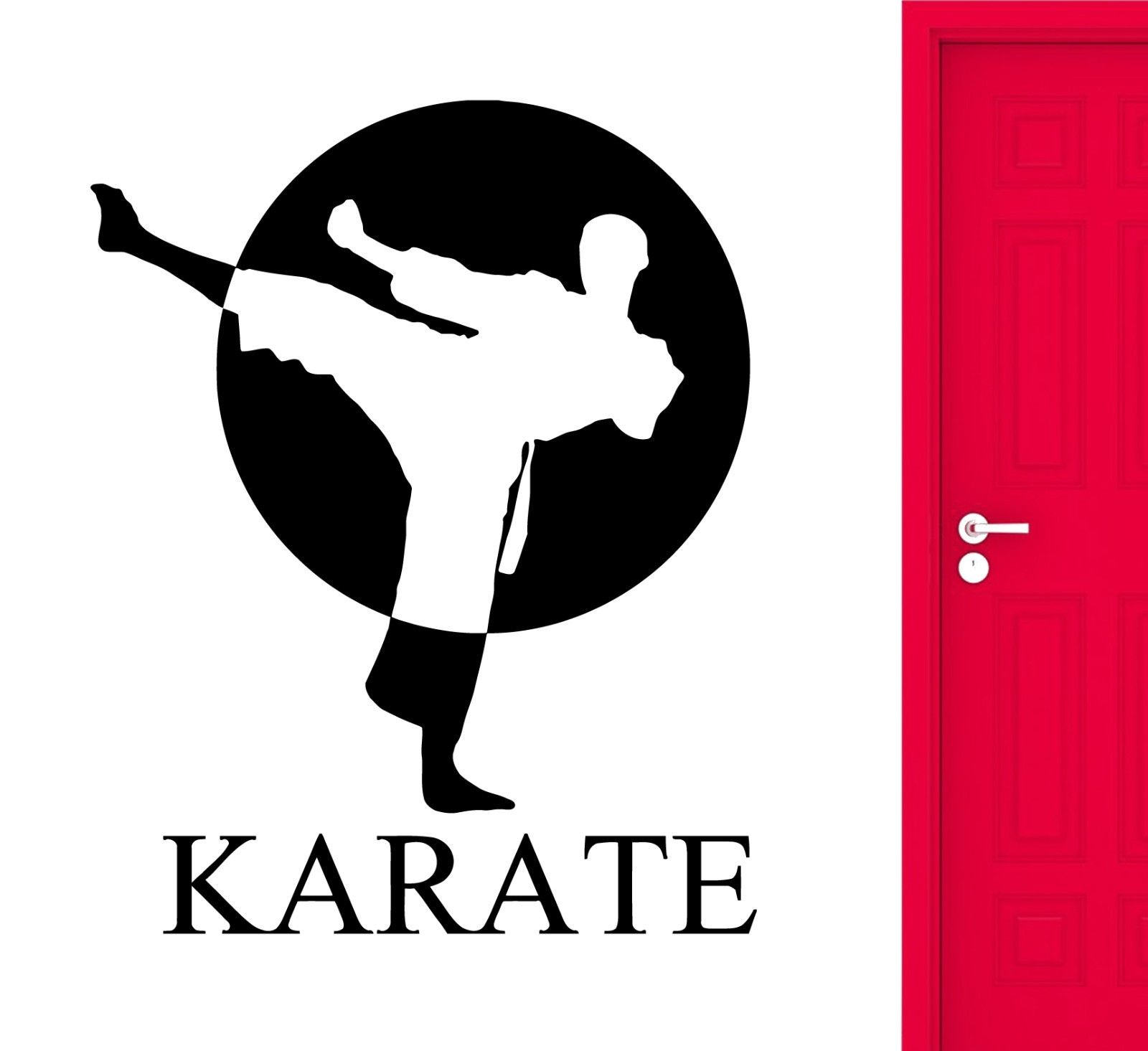 Custom Wall Decal Stickers 3d Karate Promotion Shop For Promotional 3d Karate On 75 New Pink