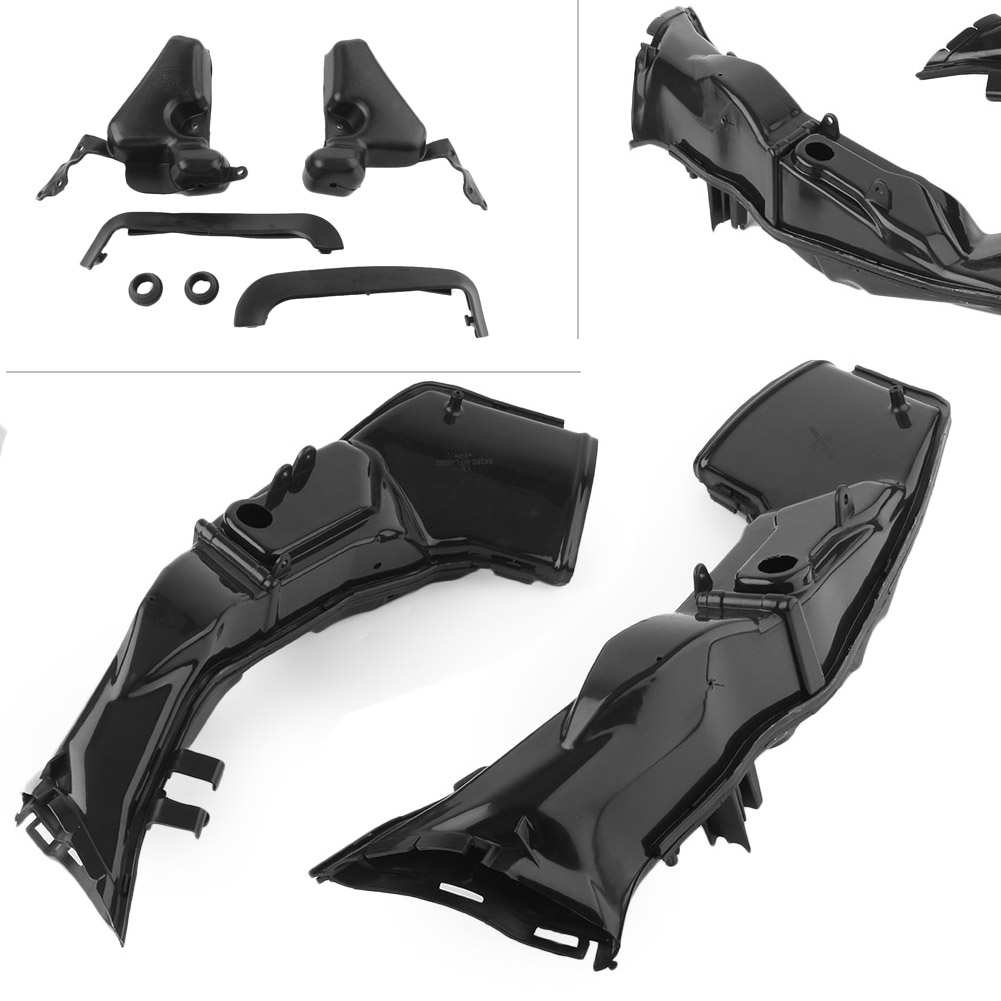 For <font><b>Honda</b></font> CBR1000RR Motorcycle ABS Ram Air Intake Tube Duct Cover Fairing <font><b>CBR</b></font> 1000RR <font><b>1000</b></font> <font><b>RR</b></font> <font><b>2008</b></font> 2009 2010 2011 image