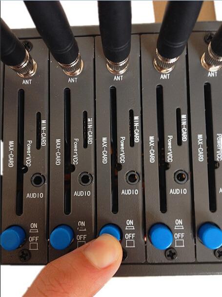 gsm modem 8 sim card slot Wavecom bulk sms modem SMS software USSD STK Recharge system