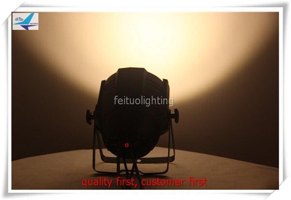Здесь продается  A-10x 150w Par Can COB LED Stage 150W Uplight Wash Light DJ cob par light(rgbw or warm white)  Свет и освещение