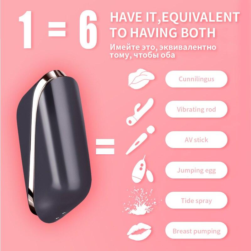 German satisfyer Sucking Vibrators G spot Clit Stimulation Silicone Vibration Nipple Sucker Erotic Adult charging Woman sex toy