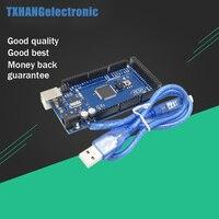 Mega 2560 ATMEGA2560 16AU Board Compatible USB Cable