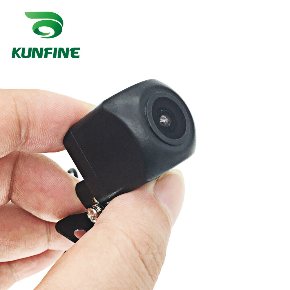 KUNFINE WIFI Reversing Camera Dash Cam Star Night Vision Car Rear View Camera Mini Body Water-proof Tachograph for iPhone and Android (6)