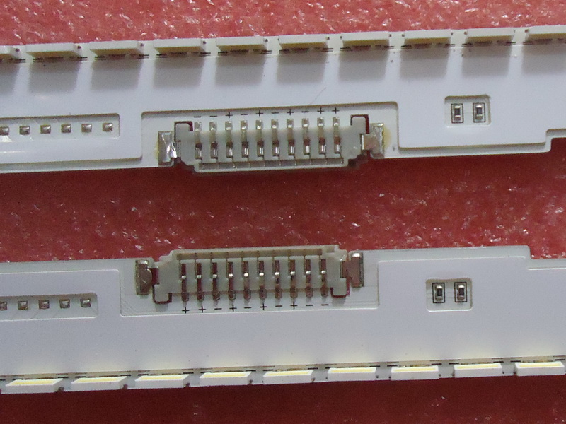 760mm LED Backlight Lamp Strip 88leds For Samsung 60 Inch LCD TV UA60ES8000 2012SVS60 7032NNB 3D LEFT88 REV1.3 2pcs