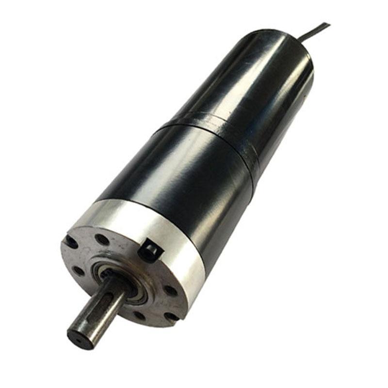 24V 7.48A speed :3000rpm EMF: 0.0065887 torque : 0.0629 76ZYT001  brush gear motor for Medical equipment