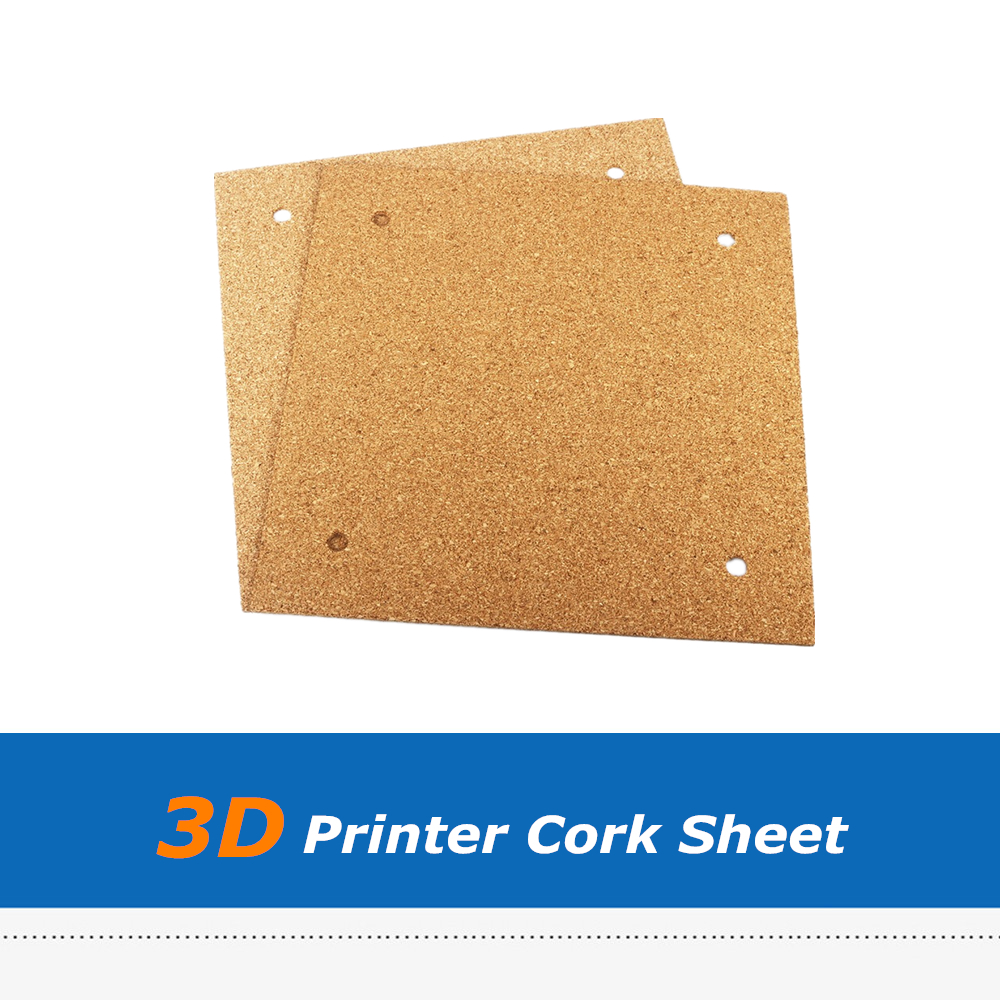 Heat Insulation Cotton Foil Self-adhesive Pad For Anet A8 A6//CR-10 3D Printer