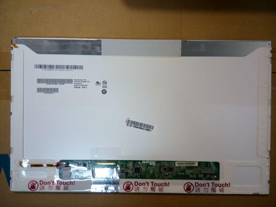 14''LAPTOP LED pour Lenovo B450 Y450E445 G450 1366*768 B140XW01 V.0 B140XW01 V.6 B140XW01 V.8 V.9 40PINS