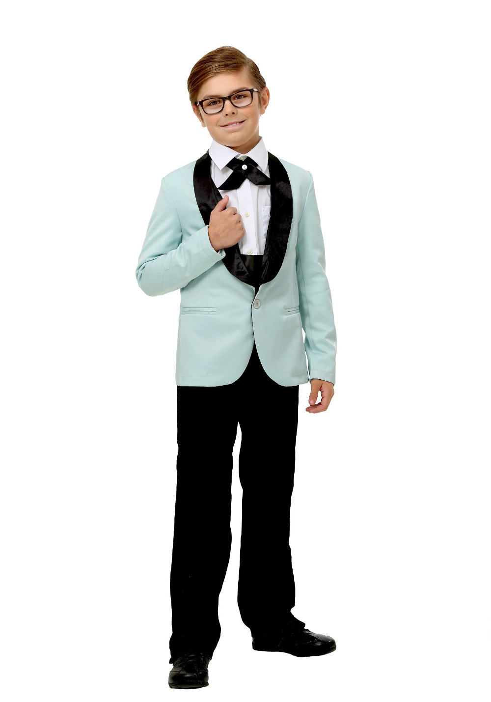 IREK plus-size 50s gentlemen party costume Halloween Costume boys toddler suit cosplay costume for carnival party top quality