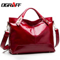 OGRAFF Women messenger bags 2017 ladies women leather handbags famous brands tote bag crossbody bags for women luxury handbags