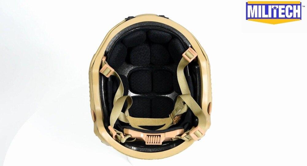 100% Wahr Schnelle Cb Deluxe Liner High Cut Helm Kommerziellen Video SpäTester Style-Online-Verkauf Von 2019 50%
