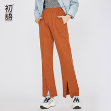Toyouth Ladies Cargo Pants Warm Women Pant Harajuku Streetwe