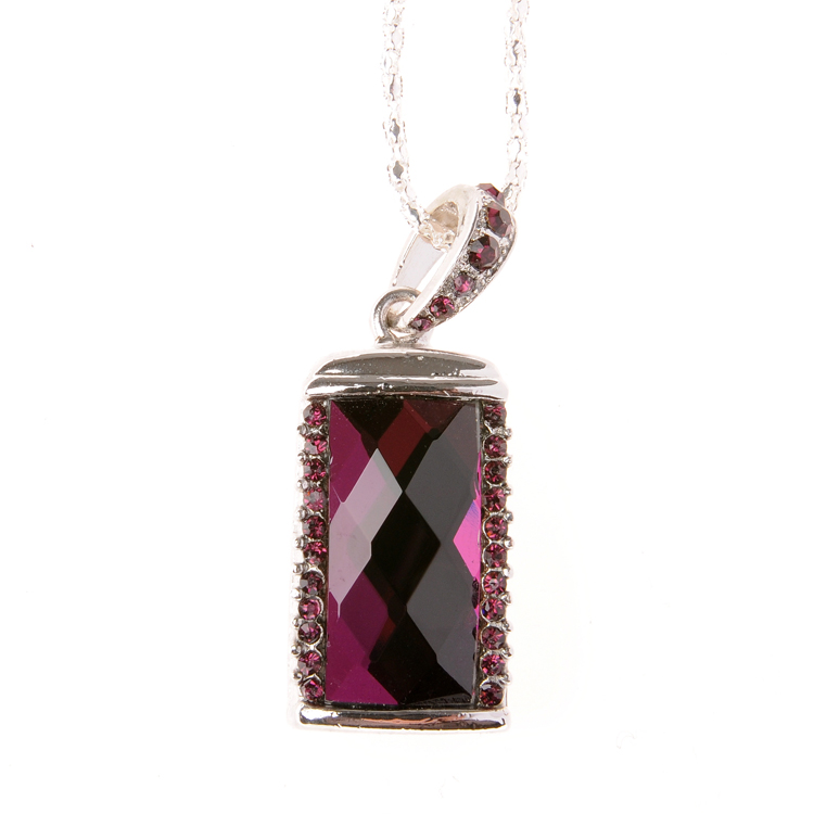 Girl Gift Jewelry Necklace Pendrive 64GB 128GB <font><b>USB</b></font> <font><b>Flash</b></font> <font><b>Drive</b></font> <font><b>2TB</b></font> <font><b>Pen</b></font> <font><b>Drive</b></font> 1TB 32GB 16GB 8GB Memory Stick Memoria <font><b>Usb</b></font> Key 2.0 image