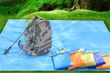 New Style Ultralight Sun Shelter Camping Mat Beach Tent Pergola Awning Canopy 190T Taffeta Tarp Camping Sunshelter