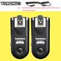 YONGNUO RF-603 II N3 Радио Беспроводной Пульт Дистанционного Запуска Вспышки для Nikon D90 D5000 D5100 D7000 D3100 D600 D610 D7200 D5300 D5200
