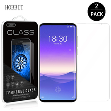 2Pcs For MEIZU 16S Tempered Glass 9H 2.5D 0.3MM Phone Screen Protector Ultra-thin Clear Protective Film 16 S