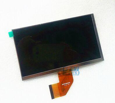 """Prix pour Nouveau LCD Affichage 7 """"pouces Woxter QX 78 QX78 TABLET LCD Écran Panneau Lentille Cadre remplacement Livraison Gratuite"""