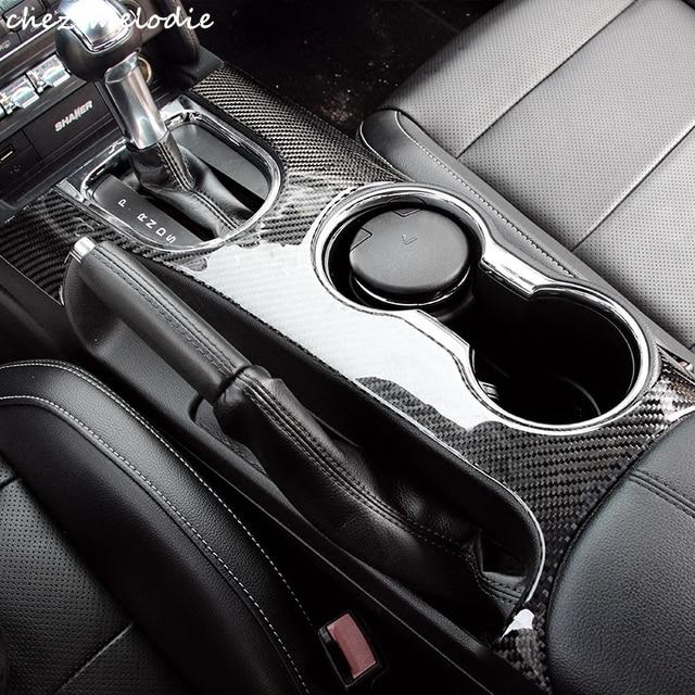 High Quality Real Carbon Fiber Car Inside Interior