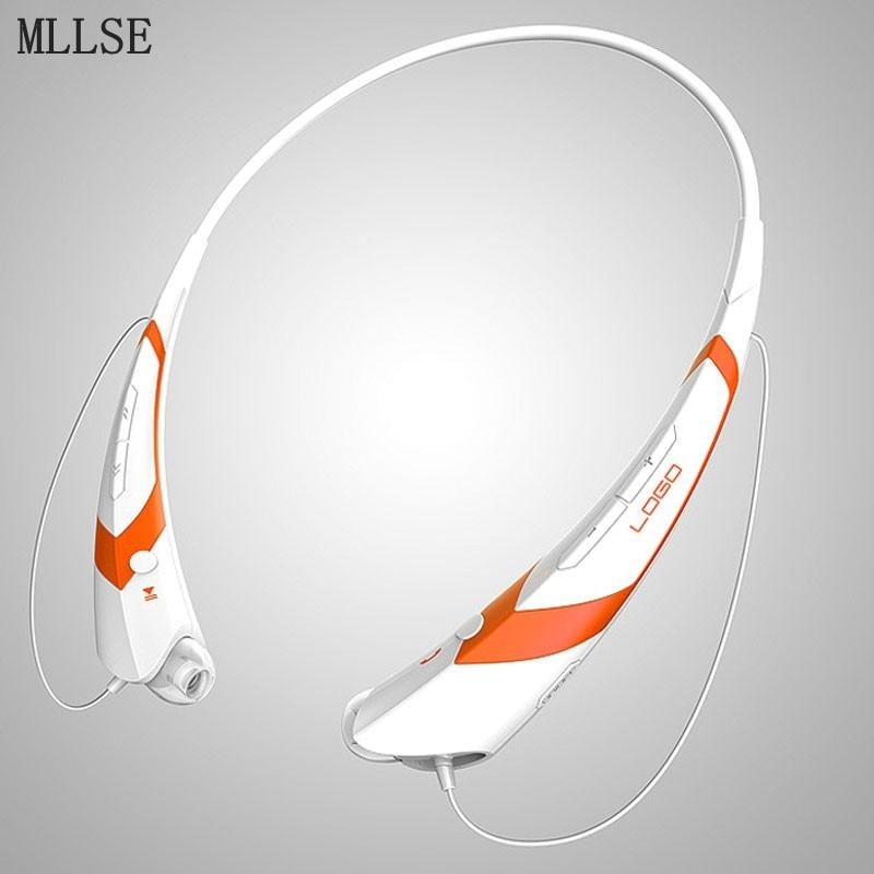 Gerdanlık Bluetooth Kulaklık Kulaklık Kablosuz Stereo Kulaklık - Taşınabilir Ses ve Görüntü - Fotoğraf 1