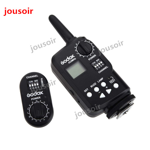 <font><b>Godox</b></font> FT-16 Wireless Power Controller Flash Strobe Trigger for AD-360 AD-180 DE300 DE400 SK300 SK400 QT600 E250 <font><b>E300</b></font> CD50 image