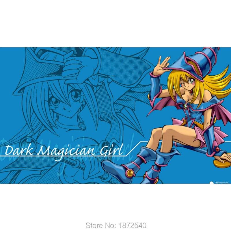 Board Games Yugioh Cards Playmat, Dark Magician Girl -5388