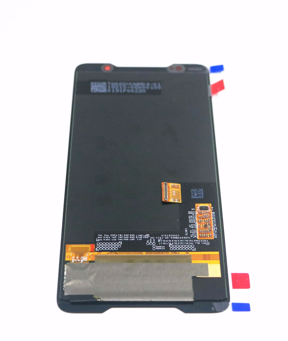 """Image 3 - 6.0"""" Original Amoled screen for Asus ROG phone Zs600kl LCD Display Touch Screen Digitizer Assembly Replacement Spare Parts-in Mobile Phone LCD Screens from Cellphones & Telecommunications"""