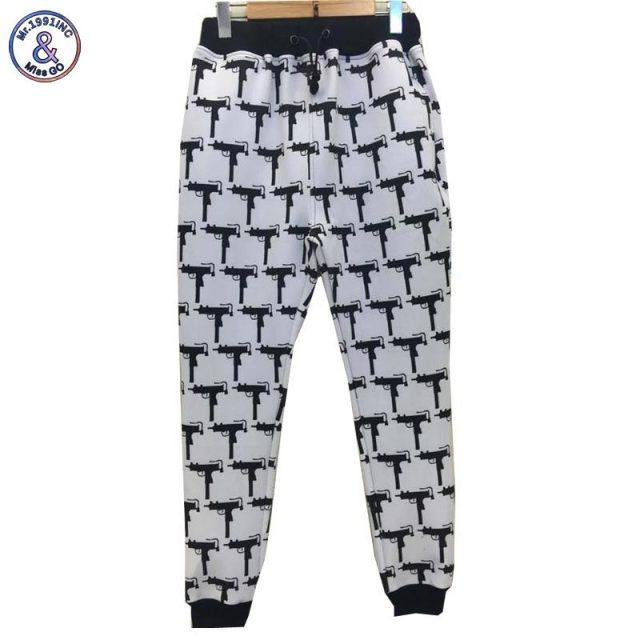 Mr.1991INC Tupac Men/Women 3d pants striped emoji joggers long casual harem pants trousers print 2pac Hip Hop sweatpants P44